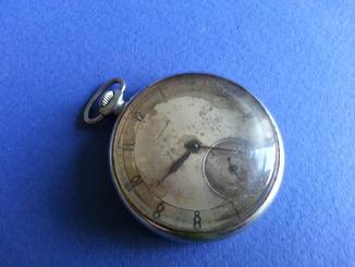 Часы Молния на ходу, 1953г.