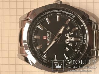 Новые часы NAVIFORCE NF 9038M