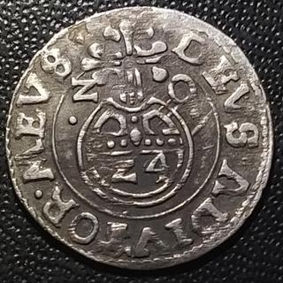Полторак Померания - Штеттин, драйпелькер 1620 года