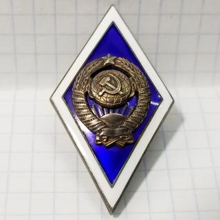 Ромб серебро 15 лент