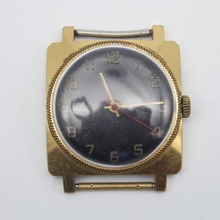 Часы Ракета 2609Б позолота AU 20 на ходу