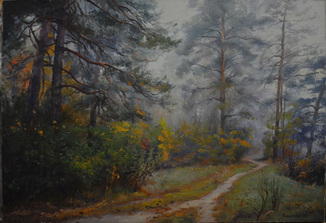 """""""Стежка до осіннього лісу"""" Колісний Г."""