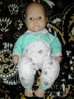 Германія 2000 р.Zarf Greation.AG з клеймом і номером.Кукла,лялька,пупс.