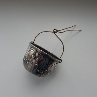 Ситечко серебряное (клеймо «голова»)