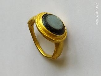 Перстень.Рим. Золото.