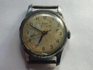 Часы Зим с ЦСС