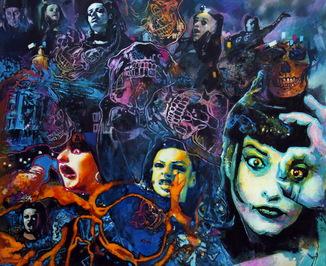 """Нина Хаген"" (""Apocalyptica feat  Nina Hagen"", – ""Seemann"")."