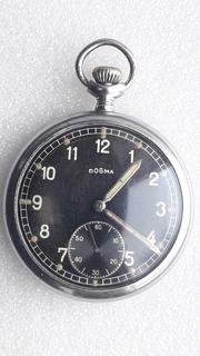 Швейцарские карманные часы Dogma 1940 г.  3-й  рейх