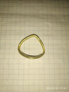 Кольцо височное чк