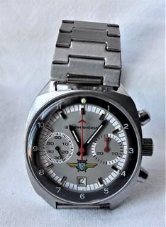 Часы Хронограф Полет Штурманские ВВС СССР, 23 камня, №31659, №91674