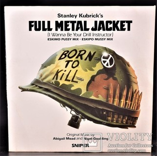 Винил Full Metal Jacket USA