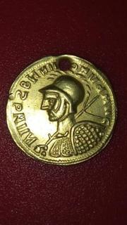 Подражание Ауреусу Императора Пробуса 276-282год правления