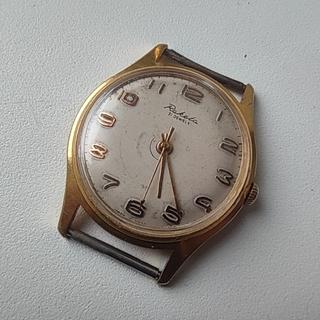 Часы Ракета  позолота Au20