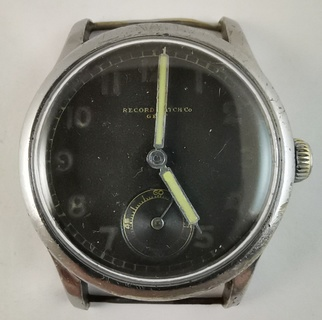 Record Watch Co. DH