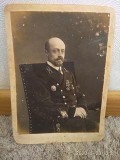 Фото военного