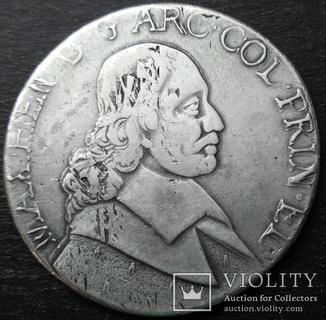 Дукатон 1663г., Епископство Льеж