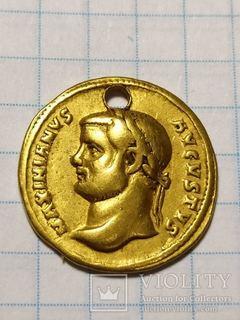 Ауреус Максимиан Геркулий