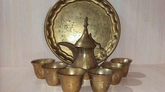 Арабский кофейный набор