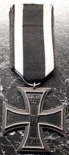Железный крест 2 степени 1914г  EW