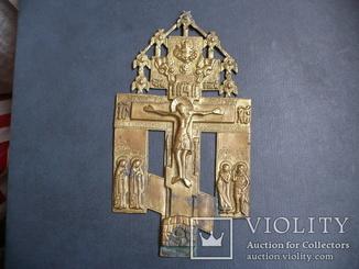 Крест с херувимами