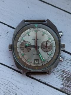 Часы Полёт (хронограф) 3133