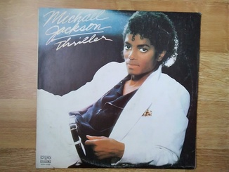 Michael Jackson *THRILLER *