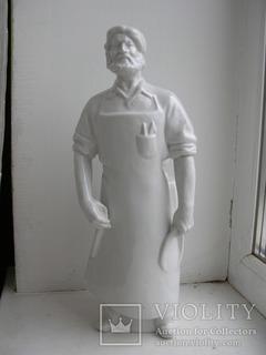 Скульптор Трегубов, автор Трегубова, большая фигурка
