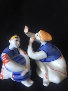 Скульптуры ''На полоныне'', Коростень
