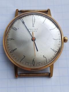 Часы Полет 2209 Ау 20 рабочие
