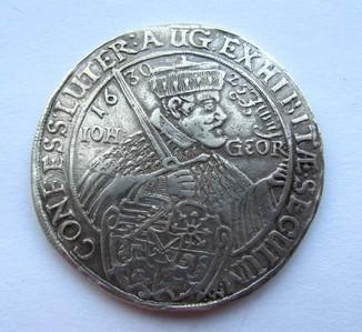 Талер 1630 р. 100 Років Реформації