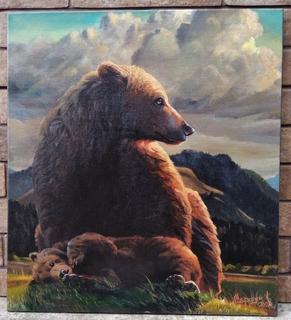 """""""Карпатские медведи"""" Шершун І."""