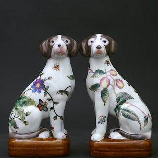 Китайские собаки 20 см.