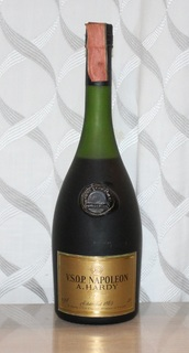 A. Hardy V.S.O.P. Napoleon Cognac - 1970s