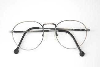 Раритетные очки тишейды раунды l.a.eyeworks otto 403, 1990s