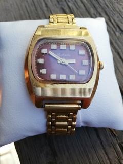 Часы Ракета (au10) с браслетом (au) на ходу