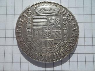 Талер Фердинанд Священная римская империя 1577-1595 г.