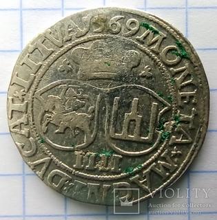 4 гроша 1569
