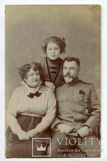 Василевский А. А. с Георгиевским оружием, подполковник 11 Туркест. стрелк. п. 1916