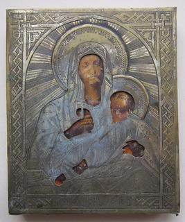 Чудотворная Козельщанская икона Божией Матери