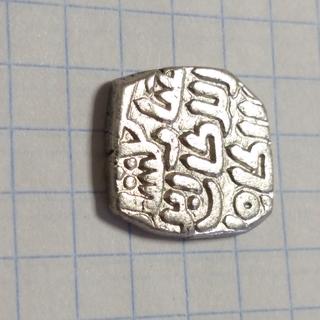 Делийский султанат, Кутб Ад Дин Мубарак, шах I, 1316-1320 гг. 8 гани (джитал).