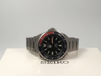 Часы дайвер Seiko Padi ref.SPRB99K1 как новые