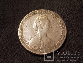 1 рубль 1778