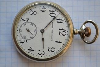 Часы старинные № 5.