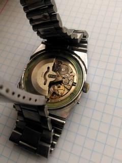 Часы Slava automatic 27 jewels