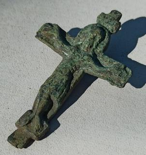 Крест Накладка на книгу 12-13 век