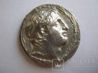 Империя Селевкидов, Деметрий I Сотер. Тетрадрахма