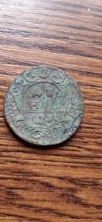 Деньга 1735 год