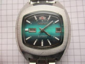 Годинник ORIENT (автопідзавод)
