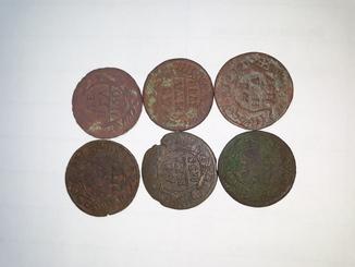 Деньга (6 монет)