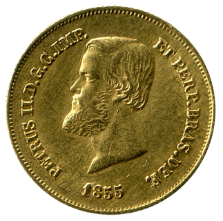 5000 рейс 1855г. Бразилия